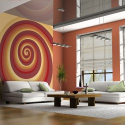 Fototapeta - Snail house