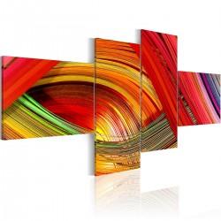 Obraz - Kolorowe paski