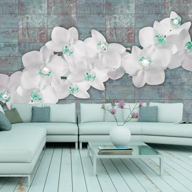 Fototapeta  Orchidee z perłami