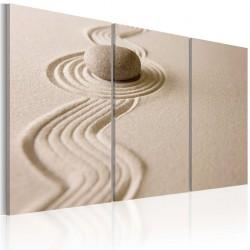 Obraz Kamień na pustyni