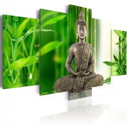 Obraz Medytujący Budda