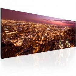 Obraz Lot nad Chicago