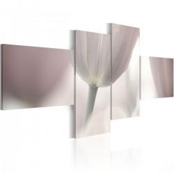 Obraz Pastelowy tulipan
