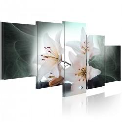 Obraz Chłodne lilie