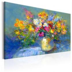 Obraz malowany Jesienny bukiet