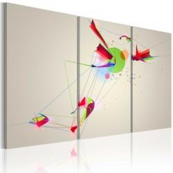 Obraz - Kształty & kolory