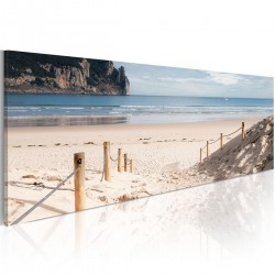 Obraz - Scieżka na plaży