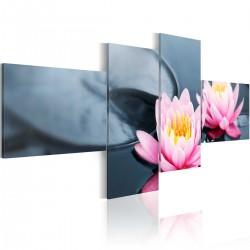 Obraz - Spokój lilii