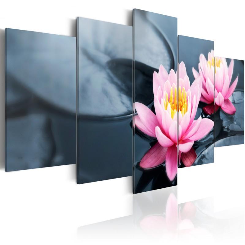 Obraz  Marzenie o lilii wodnej