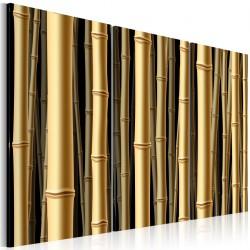 Obraz Brązowe łodygi bambusa