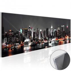 Obraz na szkle akrylowym Nowojorski sen [Glass]