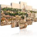 Obraz Dachy Wiecznego Miasta