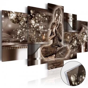 Obraz na szkle akrylowym  Wewnętrzna harmonia [Glass]