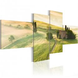 Obraz Spokój Toskanii