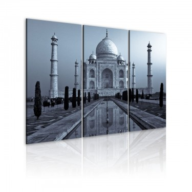 Obraz  Tadż Mahal nocą, Indie