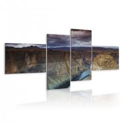 Obraz - Marmurowy kanion