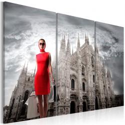 Obraz - Mediolan - stolica mody