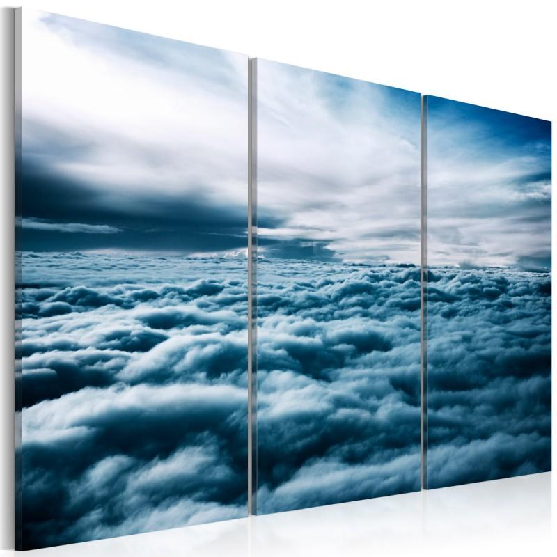 Obraz  Gęste chmury
