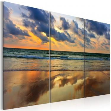 Obraz  Marzenie o lecie i morzu
