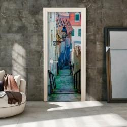 Fototapeta na drzwi - Chorwacka uliczka