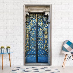 Fototapeta na drzwi - Królewskie wrota
