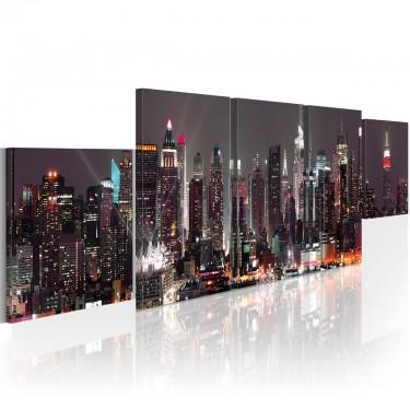 Obraz  Nowy Jork wieżowce