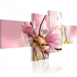 Obraz Gałąź krzewu magnolii