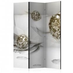 Parawan 3częściowy Abstrakcyjne diamenty [Parawan]