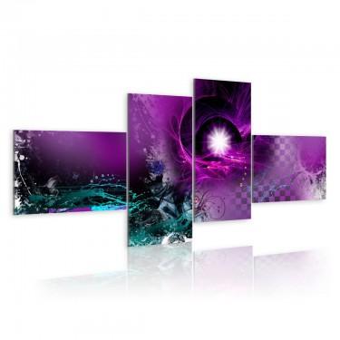 Obraz - Błysk fioletu