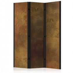 Parawan 3-częściowy - Złota pokusa [Room Dividers]