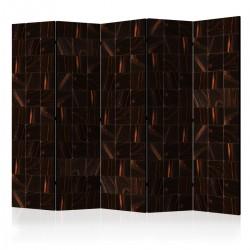 Parawan 5-częściowy - Tajemnica magmy II [Room Dividers]