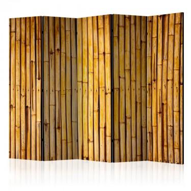 Parawan 5częściowy  Bambusowy ogród II [Parawan]