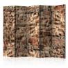 Parawan 5częściowy Starożytny mur II [Parawan]