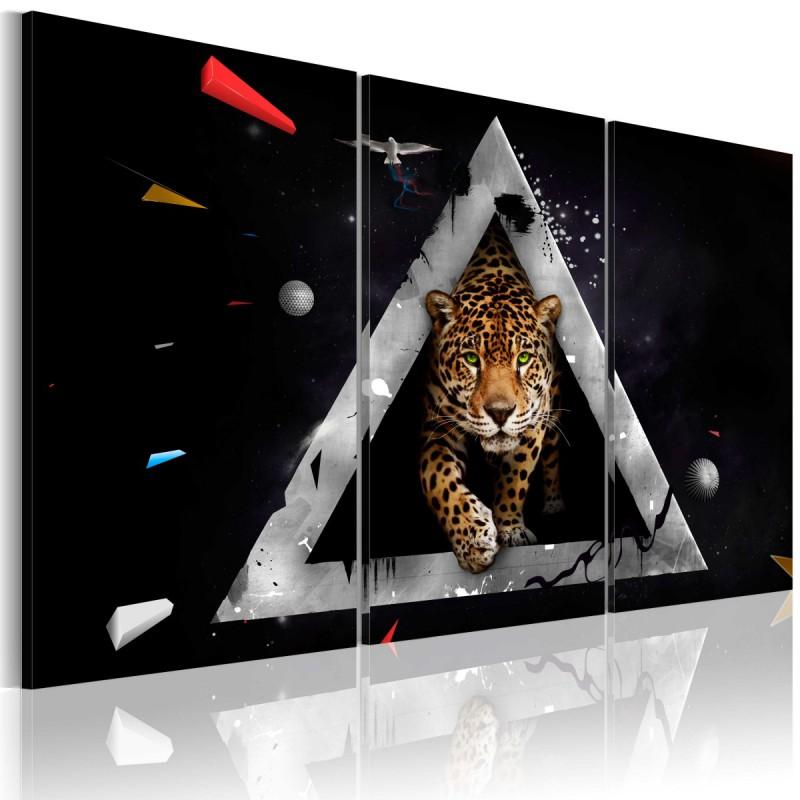 Obraz  Gepard idzie!
