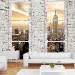 Fototapeta Nowy Jork widok z okna