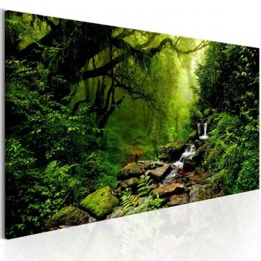 Obraz  Baśniowy las