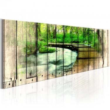 Obraz  Leśne wspomnienia