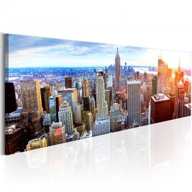 Obraz  Piękny Manhattan