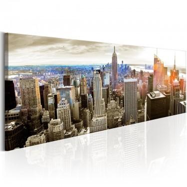 Obraz  Manhattan Wyspa dla bogaczy