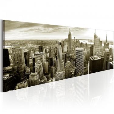 Obraz  Manhattan Finansowy raj