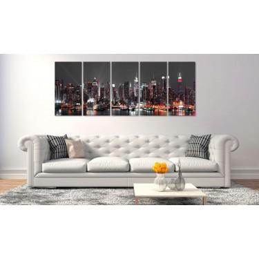 Obraz  Nowy Jork Bezsenność