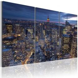 Obraz  Widok z góry  NYC