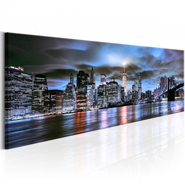 Obraz  NYC Miejska latarnia