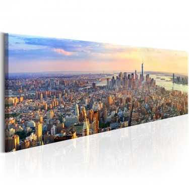Obraz  Nowojorska panorama