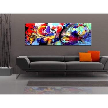 Obraz  Kolorowa immersja