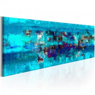 Obraz  Abstrakcyjny ocean