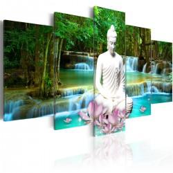 Obraz - Wodospady Zen