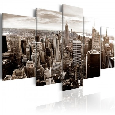 Obraz  Stylowy Manhattan