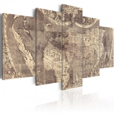 Obraz  Amerigo Vespucci Odkrycie Nowego Świata