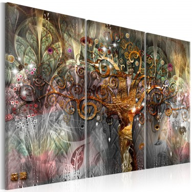 Obraz  Złote drzewo I